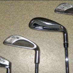 Free golf courtesy of New Mills Golf Club