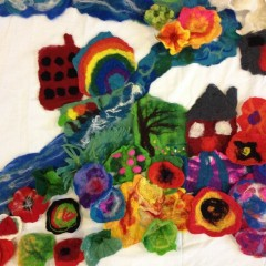Exhibition – Creating Spaces at The Torrs