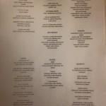 sycamore menu 1