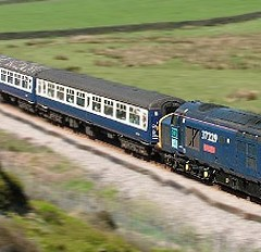 Retro train – 11 July from New Mills Central to Carlisle