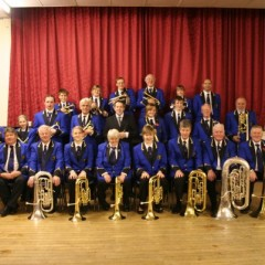 New Mills Band learners group free tution