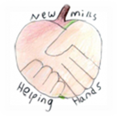 New Mills Helping Hands food bank