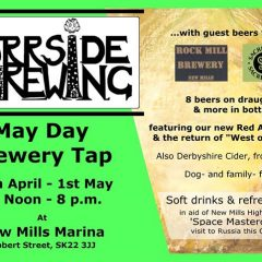 May Day Brewery Tap