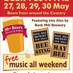 Beer, beer we want more beer..