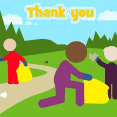 Litter pick – 14 May