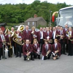 Tintwistle Brass Band Blows In! 4th June