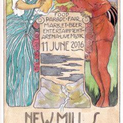 New Mills Carnival '16