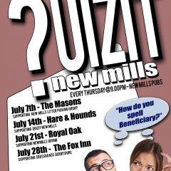 July Quizits
