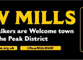 New Mills Walkers are Welcome