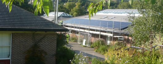 More solar for New Mills