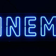 Free children's cinema in New Mills