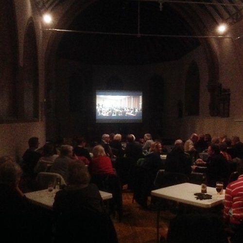 Spring Bank Arts cinema night