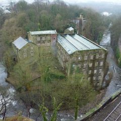 Live from Torr Vale Mill