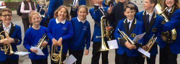 New Mills Band