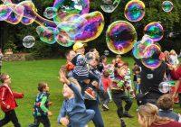 The Big Bubble Man