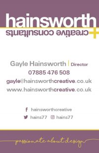 Hainsworth+ Creative Consultants