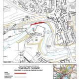 Millenium Walkway Temporary Closure Notices