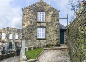 The Firemans House at Torr Vale Mill