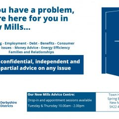 Citizens Advice Derbyshire Districts (CAB)