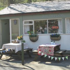 Sett Valley Cafe – under new ownership