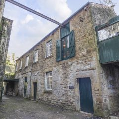 The Old Workshop – Torr Vale Mill