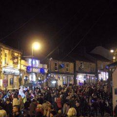New Mills Christmas Lights Switch On – 25 November