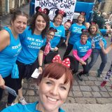 New Mills Jolly Joggers celebrate their 1st birthday