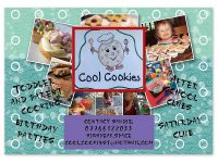 cool cookies poster