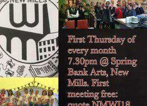 New Mills WI
