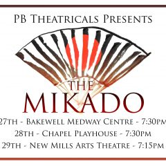 PB Theatricals Presents: The Mikado