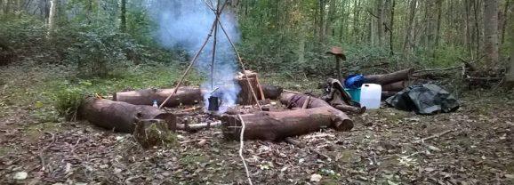 A summer of Bushcraft
