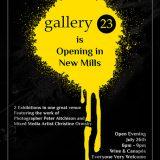 Coming soon – Gallery 23