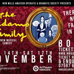 The Addams Family Musical – Weird. Witty. Wonderful. Wacky.