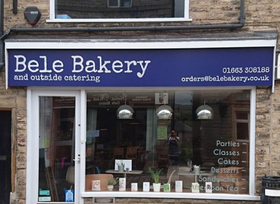 Bele Bakery and Cafe opens in New Mills