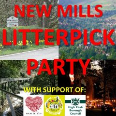 New Mills Spring Clean