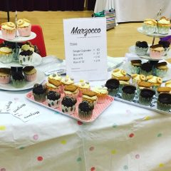 Marzocco Cupcakes