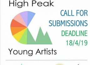 High Peak Young Artists  All the information you need to enter!