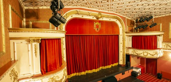New Mills Theatre Breathes New Life into Historic Building