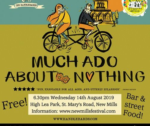Much Ado About Nothing – 14 August 6:30pm