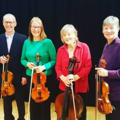 AQUARIUS STRING QUARTET AFTERNOON CONCERT