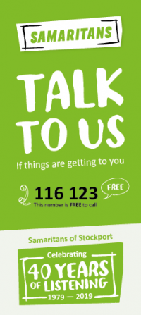 Stockport Samaritans