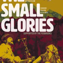 SOLD OUT – The Small Glories at Torr Vale Mills