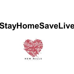 #StayHomeSaveLives