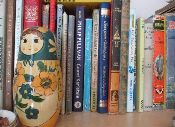 New Mills Isolation Book Club