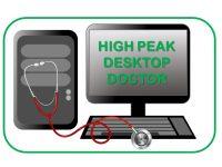 High Peak Desktop Doctor