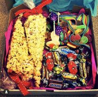 Sweetfix and Chill hamper for those movie nights