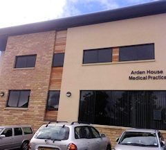 Thank you – Arden House Medical Practice