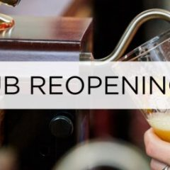 New Mills Pubs reopenings
