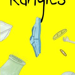 New Mills writer launches first Kangies book for young readers.