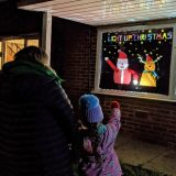 Light Up Christmas in New Mills